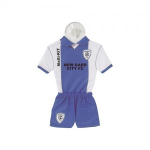 Maxi Kit de football 21 x 16 cm